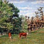 Wayne's Meadow, Private Collection