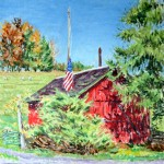 Kinsey Farm Outbuilding, , Private Collection