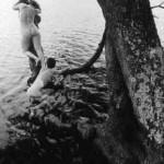 Ken Hohing  Poconos Nude 6  Silverprint