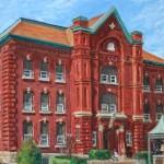 2nd Ward Elementary School, Main St, GLSD Collection