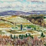 Marker Farm, Late Fall