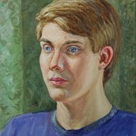 George at 17, Private Collection