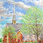 Latrobe Luthern Church, Collection of the Latrobe Luthern Church