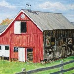 Wayne's Barn, Private Collection