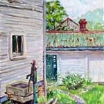 McConnaughey Farm Pumphouse, Private Collection