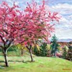 Flowering Trees, Gregg Ave