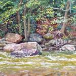 Loyalhanna Creek,  Casein