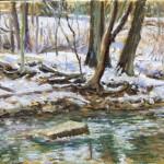 Loyalhanna Creek in Winter