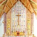 Interior, Latrobe Luthern Church, Private Collection