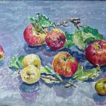 Apples, Private Collection