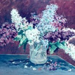 Lilacs, Private Collection