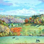 Uncle Earls Farm III,  Private Collection