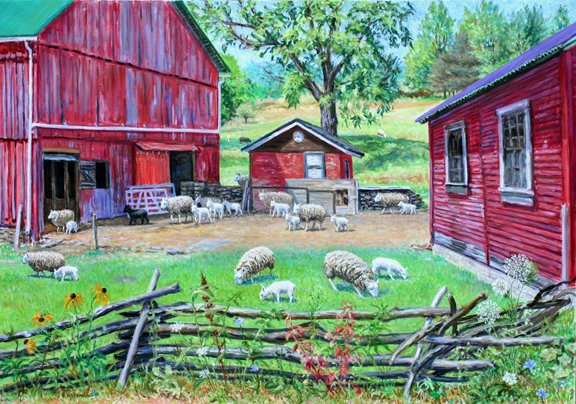 alber william painter